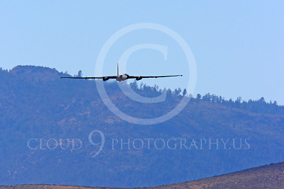 U-2S 00034 Lockheed U-2S Dragon Lady USAF spy plane, by Peter J Mancus