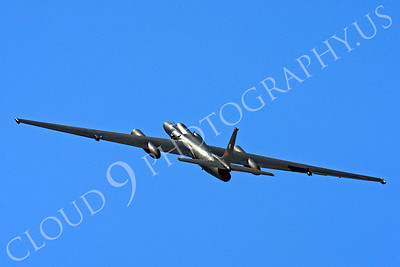 U-2S 00028 Lockheed U-2S Dragon Lady USAF by Peter J Mancus