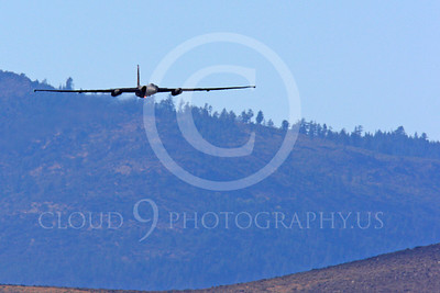 U-2S 00052 Lockheed U-2S Dragon Lady USAF spy plane, by Peter J Mancus