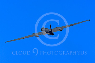 U-2S 00054 Lockheed U-2S Dragon Lady USAF 80083 spy plane, by Peter J Mancus