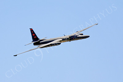 U-2S 00014 Lockheed U-2S Dragon Lady USAF by Peter J Mancus