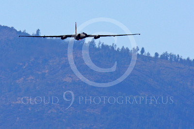 U-2S 00072 Lockheed U-2S Dragon Lady USAF spy plane, by Peter J Mancus