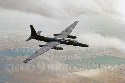 U-2S 00020 Lockheed U-2S Dragon Lady USAF via Lockheed Aircraft Company produced by Peter J Mancus