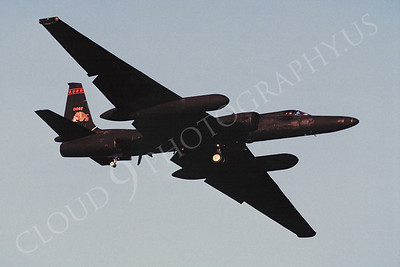 U-2S 00026 Lockheed U-2S Dragon Lady USAF 01082 by Peter J Mancus