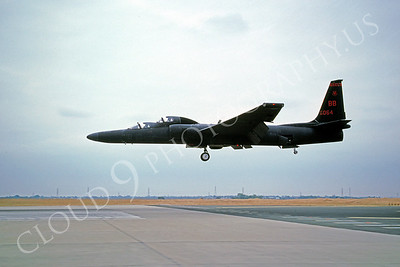 TU-2S 00002 Lockheed TU-2S Dragon Lady USAF 80064 October 1993 Beale AFB by Peter J Mancus