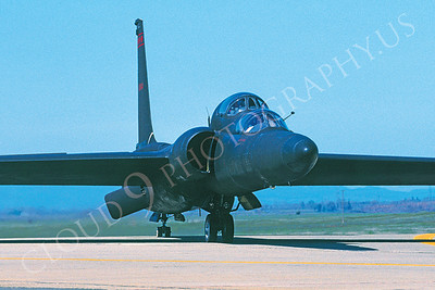 TU-2S 00001 Lockheed TU-2S Dragon Lady USAF June 1991 Beale AFB by Peter J Mancus