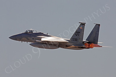 AB-F-15USAF 00070 McDonnell Douglas F-15 Eagle USAF 81030 by Peter J Mancus