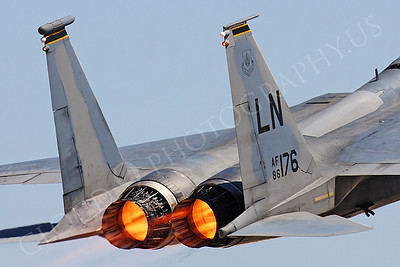 AB-F-15USAF 00014 McDonnell Douglas F-15 Eagle USAF by Peter J Mancus