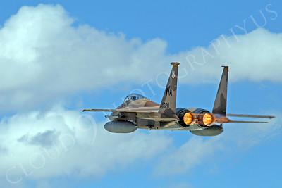 AB - F-15USAF 00072 McDonnell Douglas F-15 Eagle USAF AGGRESSOR 82028 by Tim P Wagenknecht
