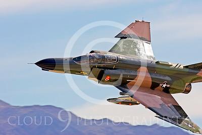 F4USAF 00071 McDonnell Douglas QF-4E Phantom II by Peter J Mancus