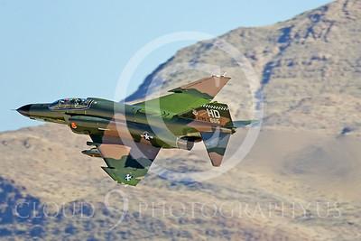 F4USAF 00070 McDonnell Douglas QF-4E Phantom II by Peter J Mancus