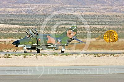 CHUTE 00069 McDonnell Douglas QF-4E Phantom II USAF by Peter J Mancus