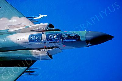 CUNMJ 00210 McDonnell Douglas F-4 Phantom II 1984 by Peter J Mancus