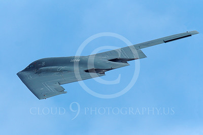 B-2 00208 A flying Northrop B-2 Spirit USAF stealth jet bomber military airplane picture by Peter J Mancus