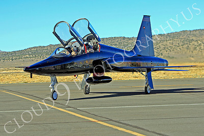 T-38USAF 00063 Northrop T-38 Talon USAF 64301 jet trainer by Peter J Mancus