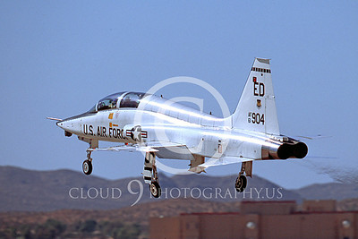T-38USAF 00008 Northrop T-38A Talon USAF Oct 2003 Edwards AFB by Peter J Mancus