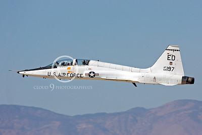 T-38USAF 00014 Norhtrop T-38 Talon USAF by Peter J Mancus