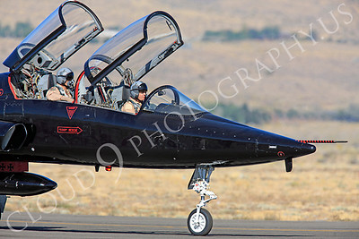 T-38USAF 00015 Northrop T-38 Talon USAF 64301 jet trainer by Peter J Mancus