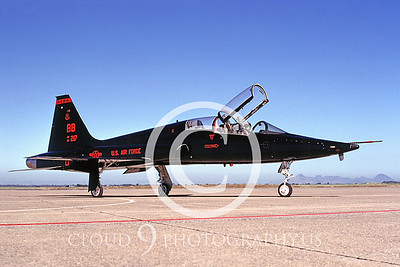T-38USAF 00003 Northrop T-38 Talon USAF July 1998 Beale by Peter J Mancus