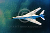 B-1USAF 00004 A flying white early Rockwell B-1 Lancer USAF strategic jet bomber official USAF picture produced by Cloud 9 Photography