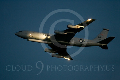 E-8 00006 Boeing E-8 Joint Stars USAF by Peter J Mancus