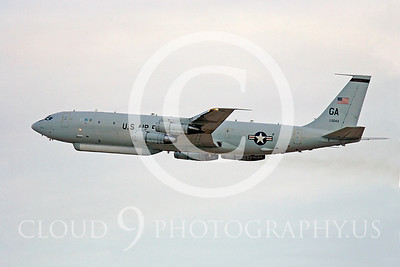 E-8 00004 Boeing E-8 Joint Stars USAF by Peter J Mancus
