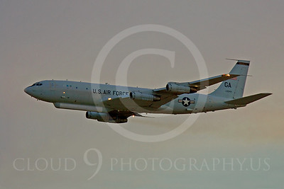 E-8 00002 Boeing E-8 Joint Stars USAF by Peter J Mancus