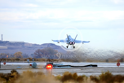 AB-F-18USN-S 00032 A Boeing F-18F Super Hornet USN takes-off in afterburner NAS Fallon 11-2013 military airplane picture by Peter J Mancus