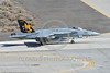 F-18E-USN-VFA-115 0005 A taxing Boeing F-18E Super Hornet USN jet fighter 166859 VFA-115 EAGLES commanding officer's airplane USS Ronald Reagan NAS Fallon 3-2017 military airplane picture by Peter J Mancus     DONEwt