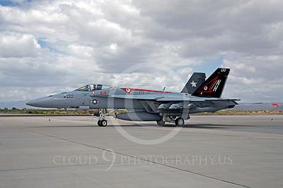 Boeing F-18E - USN 00001 Boeing F-18E Super Hornet US Navy 166434 VFA-14 TOPHATTERS USS Nimitz NAS Fallon June 2010, by Peter J Mancus