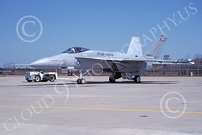 Boeing F-18E-USN 00011 A taxing Boeing F-18E Supper Hornet prototype USN 165164 NAS Pax River 4-2007 military airplane picture by Michael Grove, Sr
