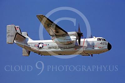 C-2USN 00014 Grumman C-2A Greyhound US Navy 152789 VRG-50 6 October 1977 by Matsumi Wada