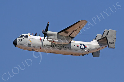 C-2 00002 Grumman C-2A Greyhound USN VRC-30 162168 by Tim Wagenknecht