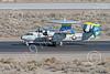 E-2USN 00257 A sharkmouth Grumman E-2C Hawkeye US Navy 165820 VAW-112 GOLDEN HAWKS USS John C  Stennis taxis at NAS Fallon 1-2015 military airplane picture by Peter J Mancus