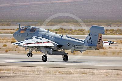 EA-6BUSN 00013 Grumman EA-6B Prowler US Navy 161120 by Peter J Mancus