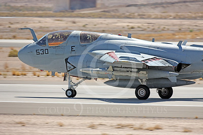 CUNMJ 00025 Grumman EA-6B Prowler US Navy by Peter J Mancus