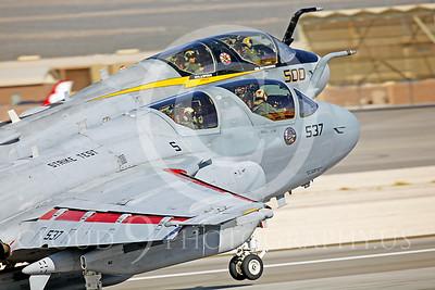 CUNMJ 00018 Grumman EA-6B Prowler US Navy by Peter J Mancus