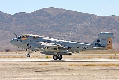 EA-6BUSN 00007 Grumman EA-6B Prowler US Navy 161120 by Carl E Porter