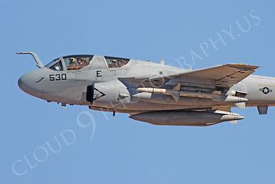 CUNMJ 00102 Grumman EA-6B Prowler US Navy by Peter J Mancus