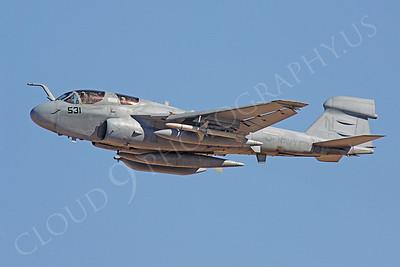 EA-6BUSN 00020 Grumman EA-6B Prowler US Navy by Peter J Mancus