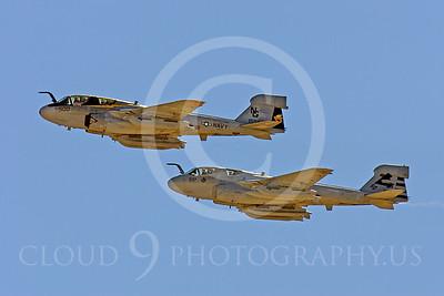 EA-6BUSN 00006 Grumman EA-6B Prowler by Peter J Mancus