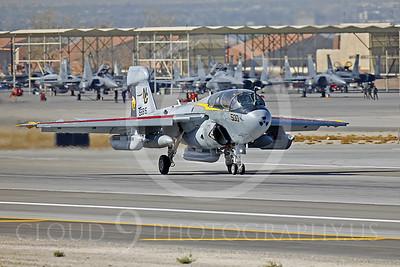 EA-6BUSN 00001 Grumman EA-6B Prowler by Peter J Mancus