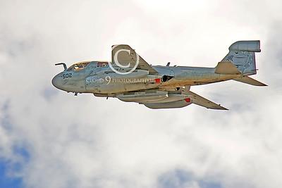 EA-6BUSN 00002 Grumman EA-6B Prowler by Peter J Mancus