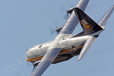 BA - C-130 00034 Lockheed C-130 Hercules USN BLUE ANGELS by Peter J Mancus
