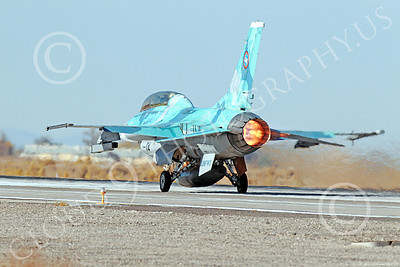 AB-F-16USN 00009 A blue Lockheed Martin F-16 Fighting Falcon USN TOP GUN in afterburner NAS Fallon 10-2013 military airplane picture by Peter J Mancus
