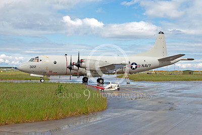 P-3USN 00023 Lockheed P-3 Orion US Navy by Alasdair MacPhail