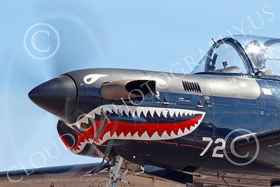 T-34USN 00012 Close up of a landing black sharkmouth US Navy Beech T-34C Mentor 0472 NJ code 10-2013 military airplane picture by Peter J Mancus