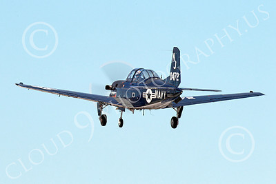 T-34USN 00016 A landing black sharkmouth US Navy Beech T-34C Mentor 160472 NJ code 10-2013 military airplane picture by Peter J Mancus