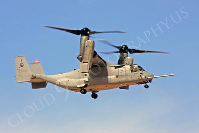 MV-22 Osprey 00012 Boeing-Bell MV-22B Osprey USMC 6386 by Paul Ridgway