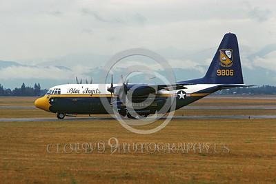 BA-C-130 00005 Lockheed C-130 Hercules Abbottsford by Peter J Mancus